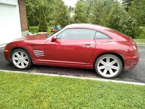 2005 Chrysler Crossfire Sport Coupe (2 door)