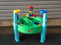 Water/Sand Play Table