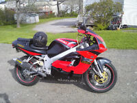 1999 gsxr srad 750 cash or trade