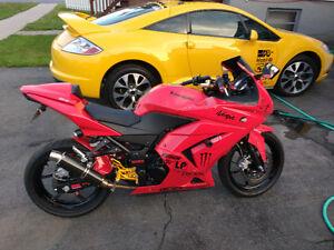2012 Ninja 250R w Stage 1 Mods $4500