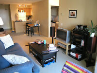 1 Bedroom + Den at Front and Blue Jays Way Cityplace