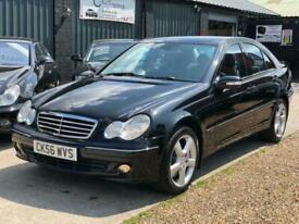 image for 2006 Mercedes-Benz C Class C320 3.0 V6 CDI AVANTGARDE SE W203 Auto Saloon Diesel