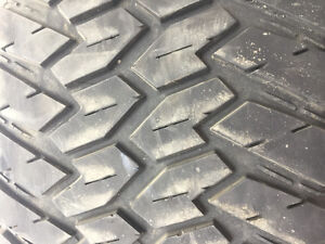 """Used 38"""" Nitto Tires"""