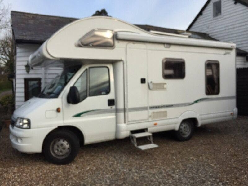Fantastic  DETHLEFFS EUROSTLYE A68 MOTORHOME FOR SALE  United Kingdom  Gumtree