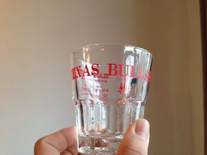 Texas Bull Shot Glass Black Angus Restaurant & Lounges Gatineau Ottawa / Gatineau Area image 2