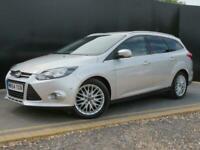 2014 Ford Focus 1.6 TDCi Zetec Navigator Navigator 5dr Estate Diesel Manual
