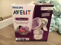 Philips AVENT Manual Breast Pump BRAND NEW
