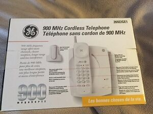New Cordless telephone