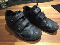Boys GEOX school shoes, size 5, nearly new