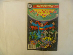 INVASION! by DC Comics