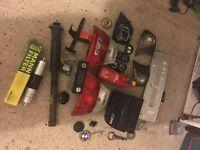 Job lot bmw parts mostly e46 coupe