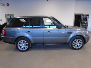 2009 RANGE ROVER SPORT HSE! LUXURY 4X4! SPECIAL ONLY $11,900!!!!