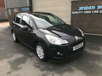2010 10 CITROEN C3 1.6HDi Airdream + S LOW MILEAGE