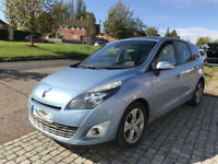 2009 RENAULT GRAND SCENIC 2.0 DCI (160bhp) FULL GLASS ROOF(AA) WARRANTY INCLUDED