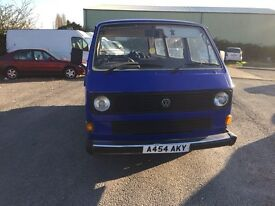 VW T25 automatic