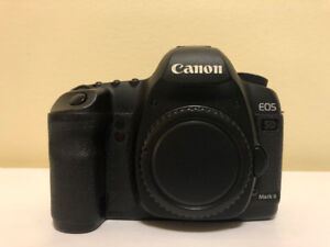 Canon 5D mkII body only