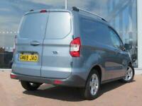 2020 Ford Transit Courier 1.5 TDCi 100ps Limited Van [6 Speed] Van Diesel Manual