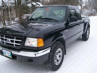 2003 Ford Ranger XLT Ext. Cab Sportsidek 2X