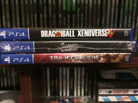 Want Until Dawn, Have Dragonball Xenoverse & Transformers