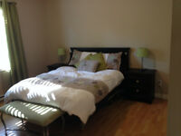 DOUBLE SIZE BED / COMPLETE SET OF ROOM