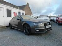 2012 (12) Audi A5 S Line 2.0 TDI S Tronic ( 177 bhp )