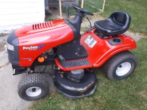 Poulan XT Lawn Tractor