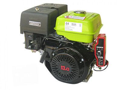 MOTOR DE GASOLINA OHV DE 9,6 KW (13 CV) – 389CC CON...