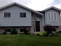 Beautiful raised ranch in desired area of Amherstburg