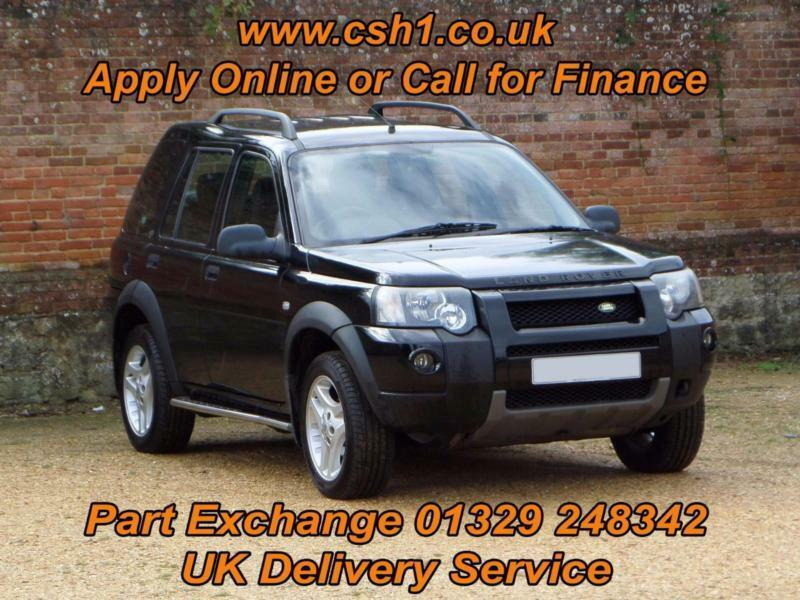 2006 LAND ROVER FREELANDER 2.0 Td4 Freestyle Station Wagon Auto