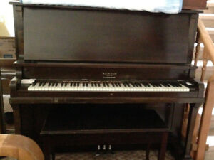Antique Armand Piano by Gerhard Heintzman