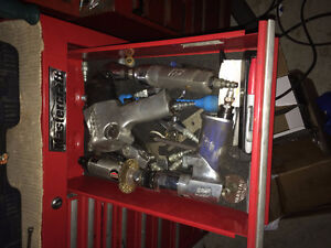 Metric Auto MechanicTools and boxes for Sale