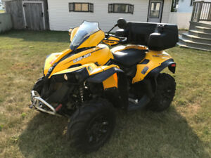 Can am renegade 800R 2012