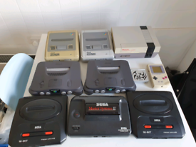 Games and consoles for sale