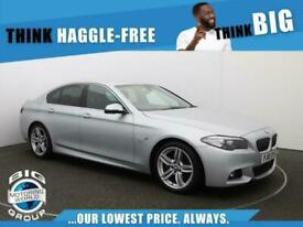 image for 2016 BMW 5 Series 520D M SPORT Auto Saloon Diesel Automatic