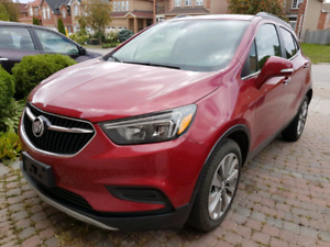 2017 Buick Encore Preferred Certified with Safety.