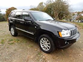 Jeep Grand Cherokee 3.0CRD V6 auto Overland **Finance From £149 a month**