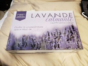 New - Lavender pillow from Sleep Country