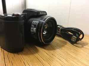 Nikon Coolpix L110 Digital Camera Belleville Belleville Area image 2