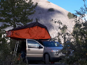 Roof Top Tent- Solution to your camping needs