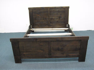 HANDCRAFTED QUEEN SIZE BED