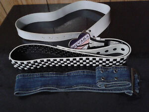 Assorted Belts Regina Regina Area image 1
