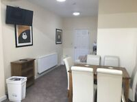 Large Ensuite room shared houese (Long Eaton)