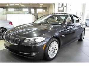 2011 BMW 5-Series Exec Sedan