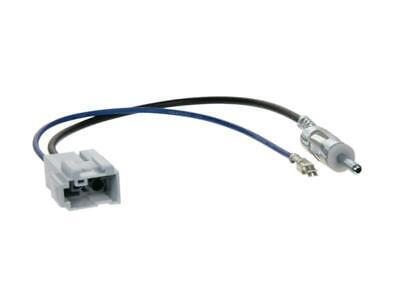 ACV 1530-03 Antennenadapter DIN für Honda Insight Adapter Antenne GT13 Anschluss ()