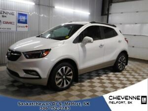 2019 Buick Encore Essence  - Leather Seats