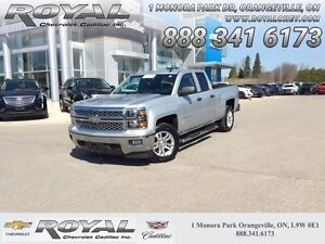 2014 Chevrolet Silverado 1500 LT   - Bluetooth -  SiriusXM -  On