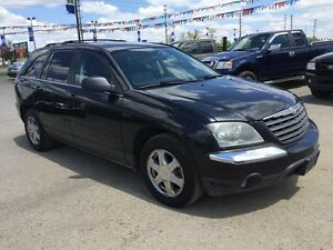2006 CHRYSLER PACIFICA TOURING * AWD * LEATHER * SUNROOF London Ontario image 8