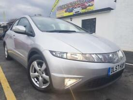 Honda Civic 1.8i-VTEC i-Shift ES, Automatic, 5 Doors Hatchback.