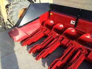 6 row 30 inch CASE-IH Corn Head