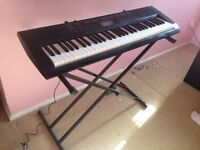 Casio electronic keyboard/ piano